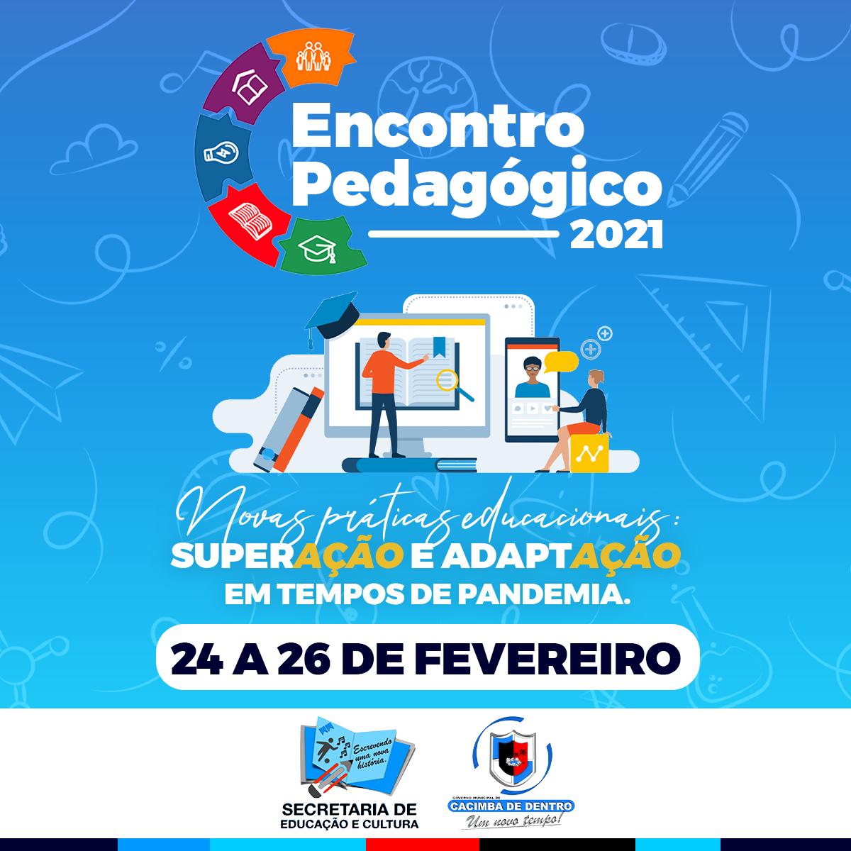 Secretaria de Educação de CD realiza Encontro Pedagógico com corpo docente